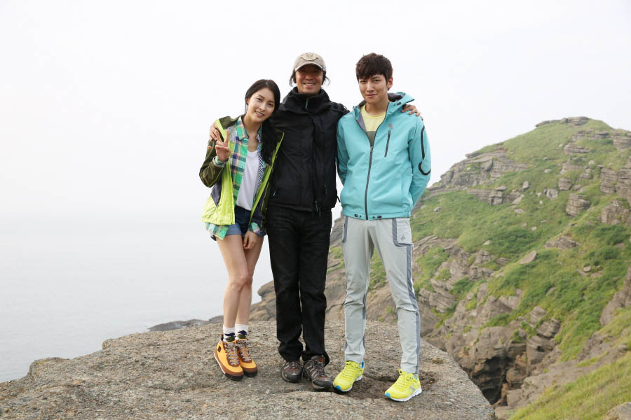 《secret love》曝剧照 池昌旭和朴奎利赴济州岛约会