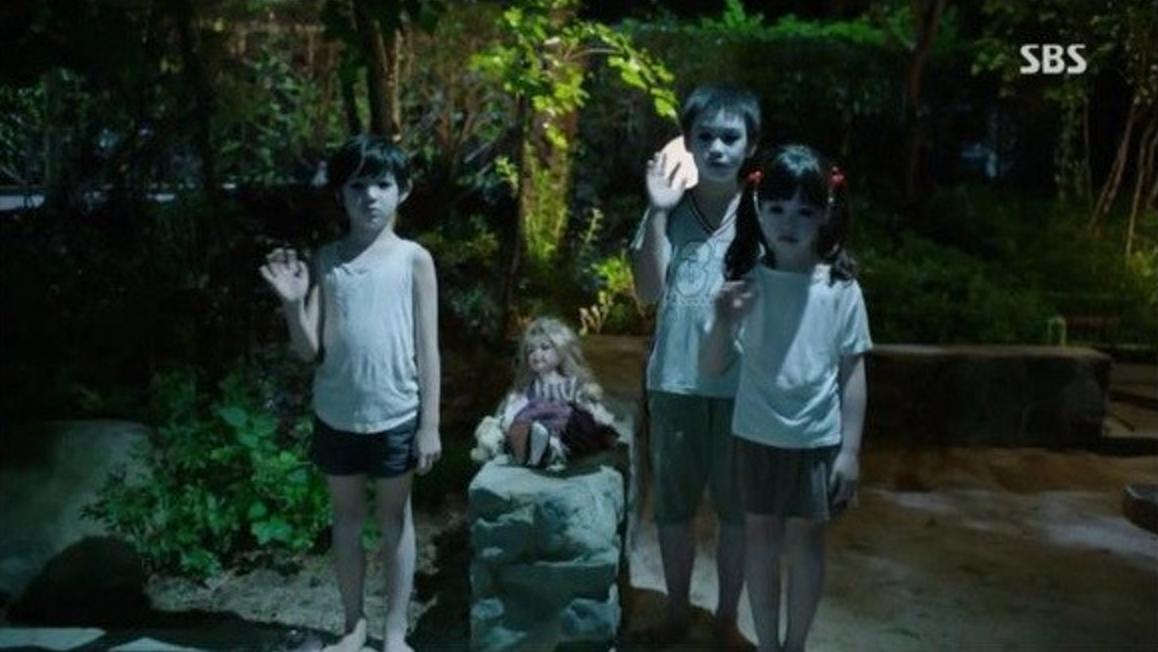 让人又害怕又想要看的鬼神韩剧!