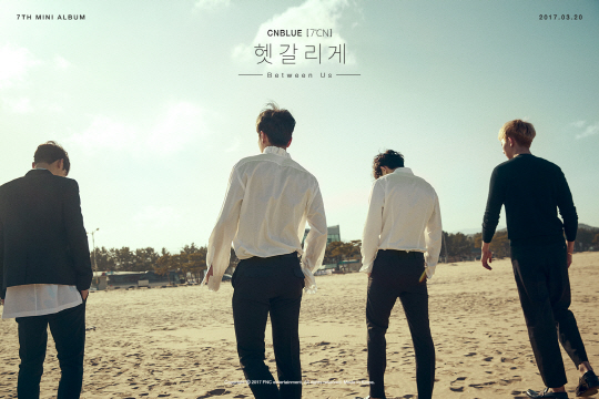 ����n<�7�}��n_cnblue公开最新专辑《7℃n》完整体专辑封面&成员个人