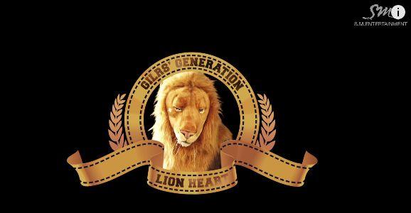 少女时代《lion heart》mv被拼错团名