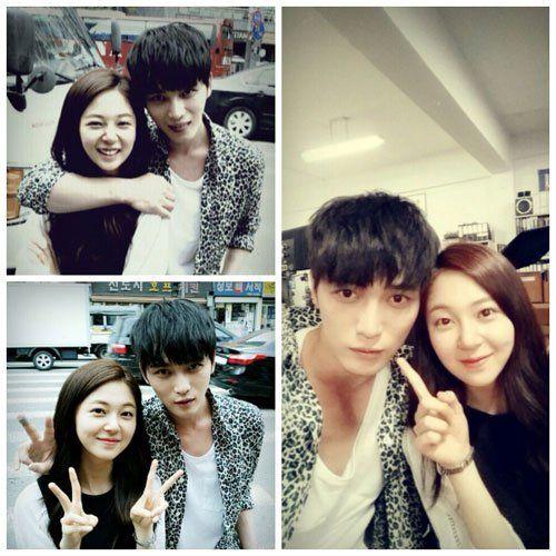 Jaejoong Girlfriend 2014 《Triangle》金在�...