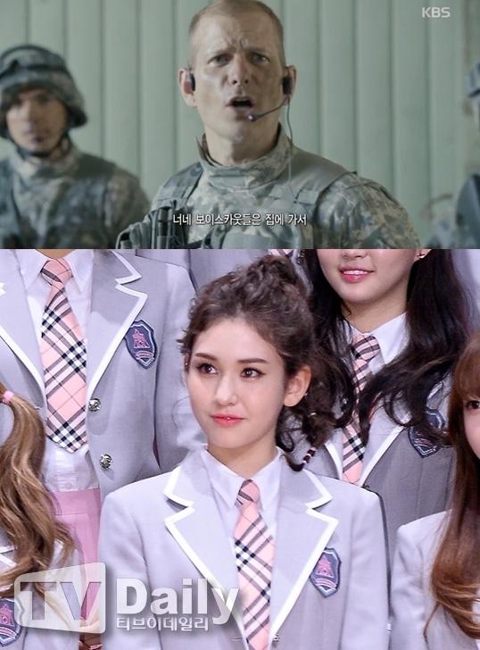 《太陽的後裔》宋仲基對戰美國大尉 竟是JYP娛樂SOMI父親