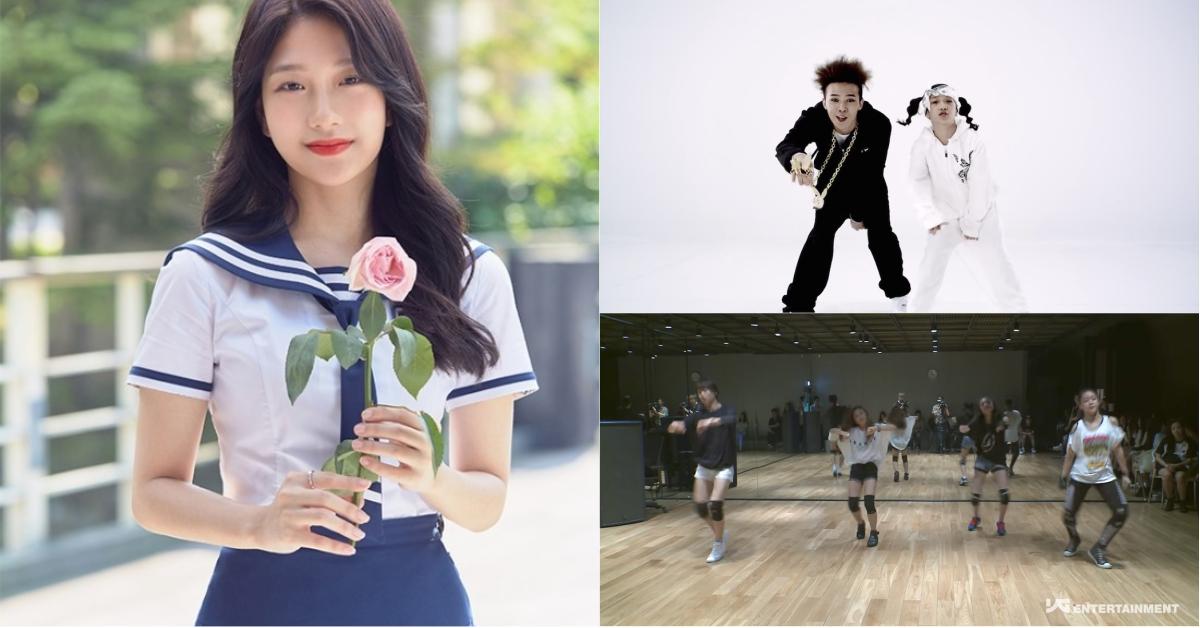 《偶像學校》曾在YG當過6年練習生的她!跟GD拍過MV外,之前的這個練習生影片也有她的身影!  追蹤KSD熱門