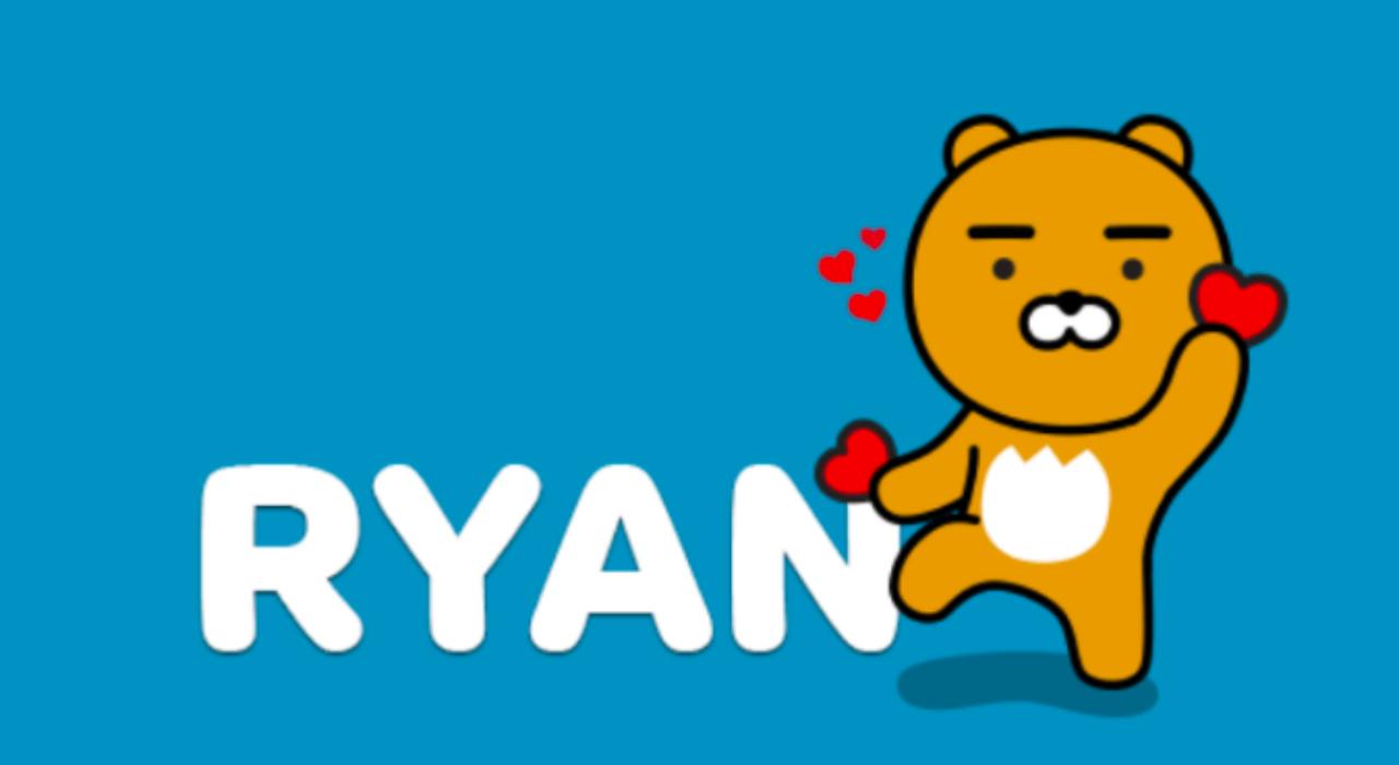 Kakao Friends小獅子Ryan的原型就是他 相似度直逼99.9999%  追蹤韓星網熱門