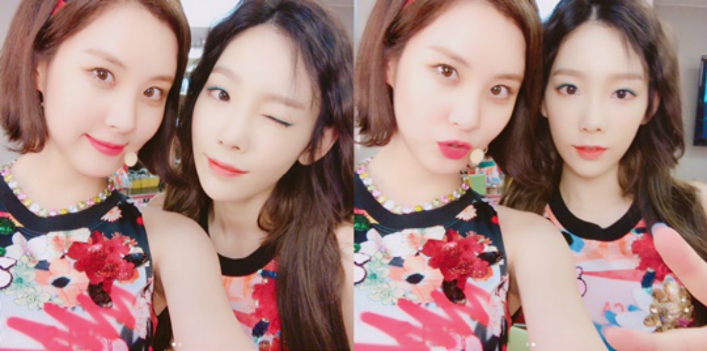 徐玄將擔任太妍年末演唱會嘉賓 少女時代不變的友情