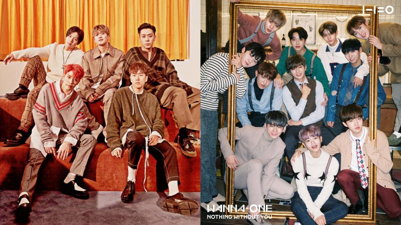 Wanna One X 水晶男孩! 2017 MBC歌謠大祭典合作表演水晶經典舞臺