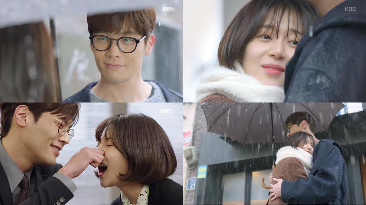 韓劇《Jugglers》辦公室戀情好難談啊~!但是你們兩個也太沒有防備心了…