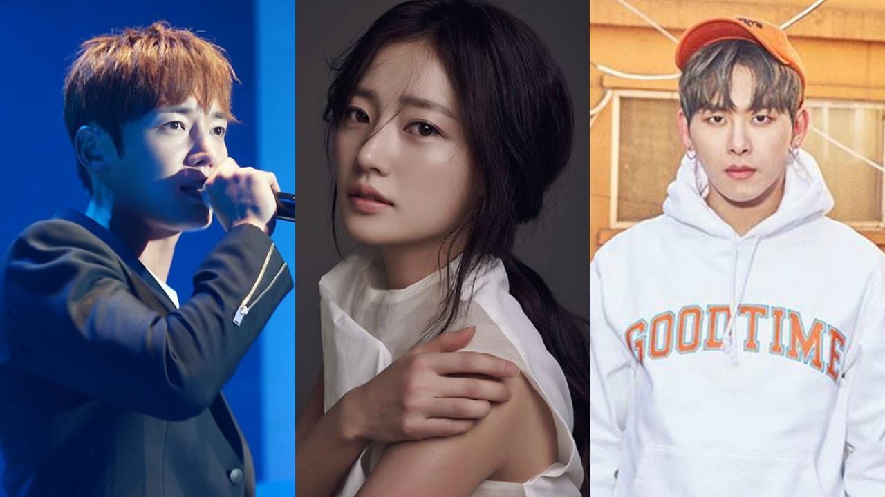 崔振赫、宋罡昀、Hoya確定出演《...