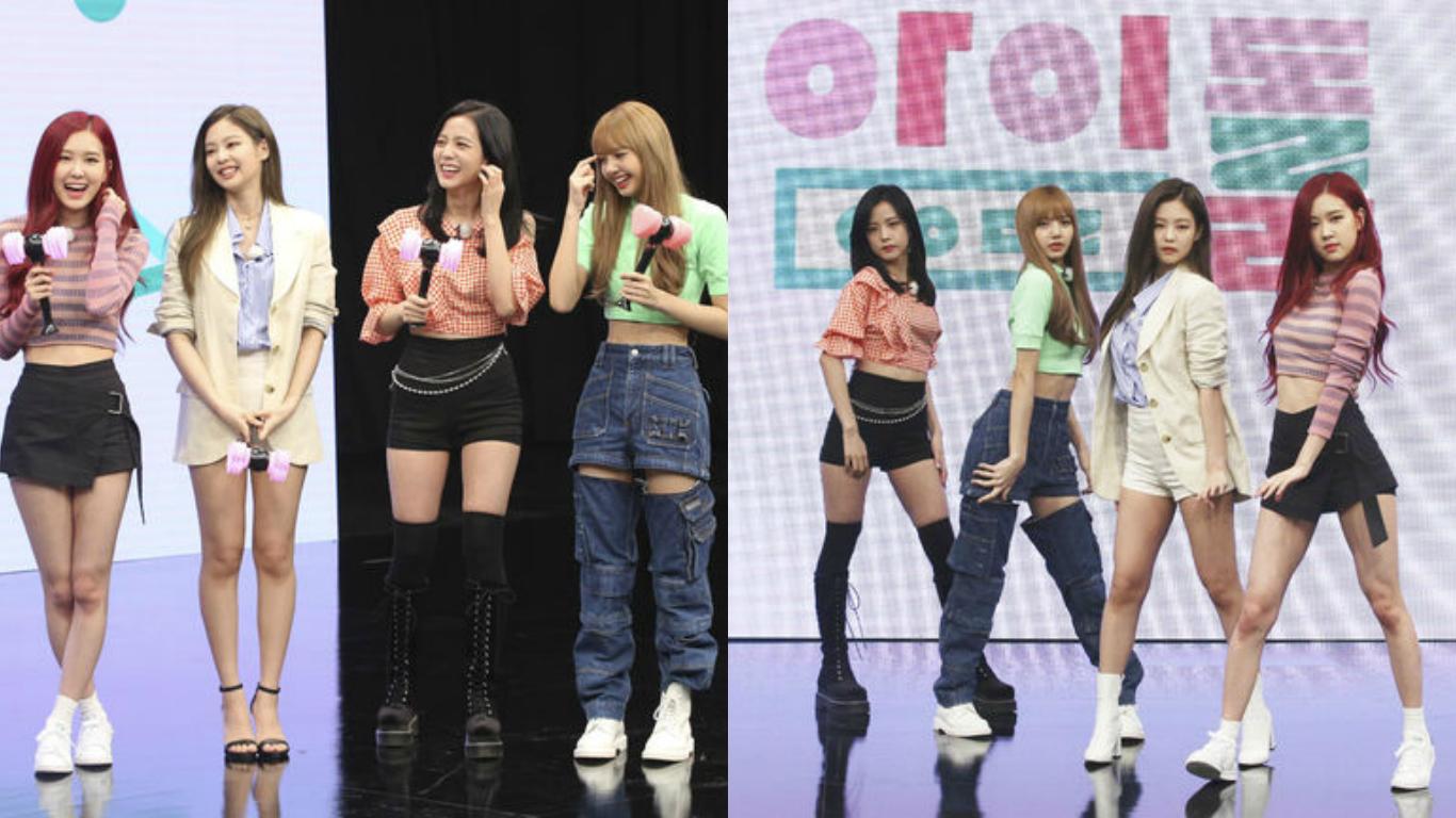 BLACKPINK出演JTBC綜藝節目《Idol Room》!預計本月(6月)23日