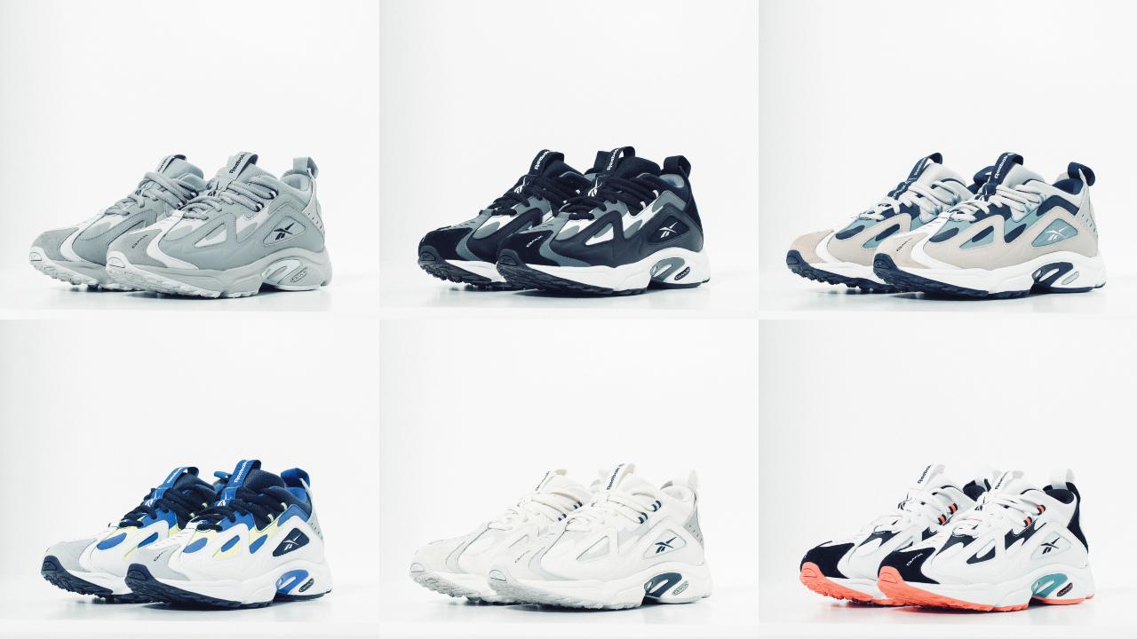 5b3e7c361bc Reebok Classic    WannaOne s Pick」第二击:巨型储物格中的Dad Shoes ...