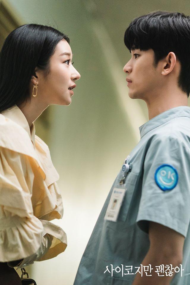 嘉羿李熙凝恋情曝光虽然是精神病但没关系神病但没关系迎来大结局tvN电视剧虽然是精