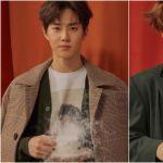 好想喝他们调的咖啡! EXO冬专《Universe》SUHO、KAI预告公开