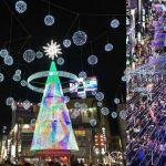 圣诞季开跑啦~釜山一年一度圣诞树文化庆典即将开幕!