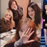 T-ara四人聚餐合照公开 合约期满后首次完整体亮相