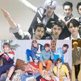 2017 下半年誰最受期待?答案就是 EXO、防彈少年團、GOT7!