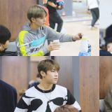 Wanna One裴珍映&李大輝&賴冠霖&朴佑鎮出戰《偶運會》保齡球競賽照片公開