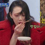 【有片】超模崔素拉其實超能吃!然而為了保持纖瘦身材,一年才能吃一次辣炒年糕