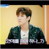 [有片]Nu'est成员Ren表白:常常感到孤单…… 立即被拷问理想型条件!