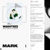 第一次见拼命宣传别人家艺人的公司,高调示爱NCT Mark!