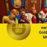 厲害呢!防彈少年團《DNA》獲美RIAA金唱片認證:這是第二個紀錄