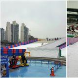 【首爾必玩】想玩雪但又怕滑雪行程占掉太多時間?首爾市區也有搭地鐵就能抵達的「纛島漢江公園雪橇場」!