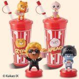 KAKAO X 樂天電影,世界上最可愛的爆米花桶來了!