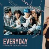 WINNER正規二輯《EVERYD4Y》預告照公開 打造「WINNER DAY」!