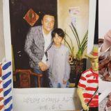 曹承衍公开12年前与朴轸永的合照!当时的他也在照片上写著:「长大后就成为歌手」
