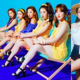 Red Velvet造型師的火熱取向:剪短、剪掉、剪成兩件套!
