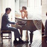 看到这组婚纱照差点以为BTOB郑镒勋结婚了!!新娘原来是她啊