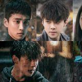 EXO世勳、gu9udan美娜等主演電影《獨孤REWIND》公開最新海報!下月7日上映