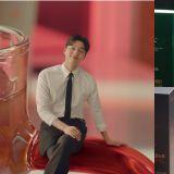 孔劉新廣告變身超可愛「杯緣子」又是跳舞、又是賣萌!讓粉絲們敲碗:「希望可以推出實體啊!」
