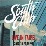 南太鉉10/21領South Club再度來台