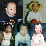 BIGBANG小時候,你看得出來誰是誰嘛?!