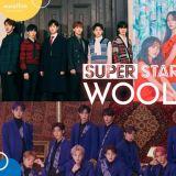 继SM-JYP-BigHit-Pledis-STARSHIP后,Woollim也加入SuperStar游戏!