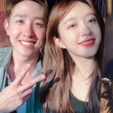 Hani的弟弟居然有出演《The Penthouse》!劇中金素妍的妹夫就是他