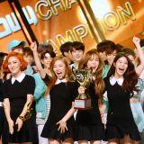 《Show Champion》:MAMAMOO奪冠反戴獎盃