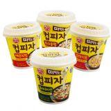 韓國的即食食品已經進化到這地步了!杯Pizza你見過了嗎?