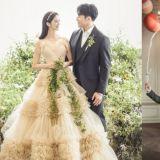 一定要幸福!Wonder Girls惠林♥跆拳道选手申民哲婚纱照公开,两人将在7月5日举行婚礼!