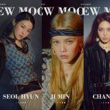 AOA 參與〈New Moon〉三曲創作 最新概念線索曝光!