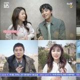 tvN月火劇《內向的老闆》演員們終演視頻感言曝光!滿滿的不捨啊~!