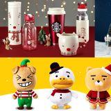 又有一波「聖誕」系列新鮮出爐!這些萌貨誰讓你打開錢包?