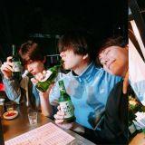 「確認過眼神…這是喝多了沒錯!」Super Junior希澈SNS更新與銀赫、圭賢合照