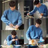 《藍色海洋的傳說》李敏鎬甜蜜變身許主廚