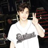祝EXO的「兔王」SUHO生日快樂!