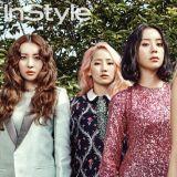 Wonder Girls最新寫真 復古神秘唯美霸氣