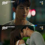 《打架吧鬼神》玉澤演、金所炫接吻鏡頭    誰才是接吻達人?