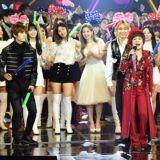 【有片】让EXO&BTS&TWICE都沦为了伴舞的金莲子《AMOR FATI》,这简直就是大型群High蹦迪现场啊