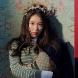 首次登上封面!IU为时尚杂志《ELLE MAN新青年》拍摄画报,彷佛从童话中现身!