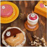 Ryan Café 新联名《覆盆子/提拉米苏甜甜圈》、《Ryan甜甜圈拿铁》还有冬季限定柑橘拿铁